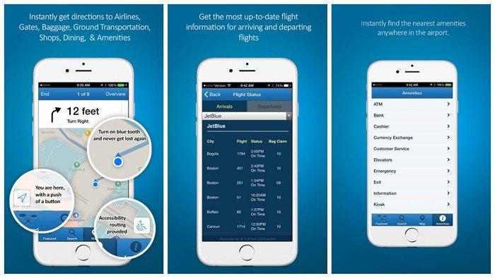 Orlando Airport App