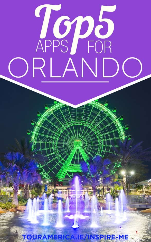 top-orlando-travel-apps