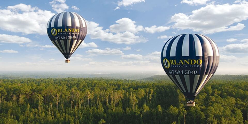 Orlando Hot Air Balloon Rides