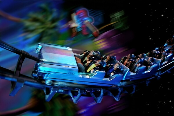Rock'n'Roller Coaster Disney