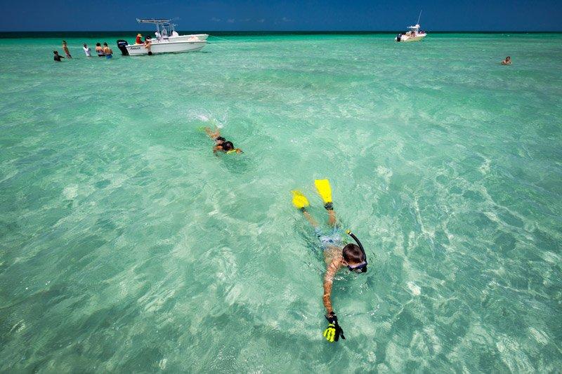 Snorkeling-florida-keys