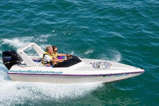 Speed Boat Adventures St Pete Beach