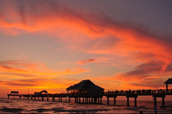 sunset-pier-60-clearwater