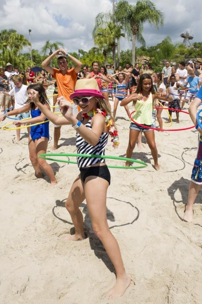 Teen Beach Party Typhoon Lagoon