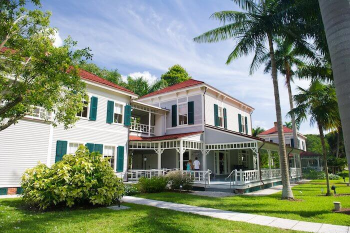 Thomas Edison Florida Home