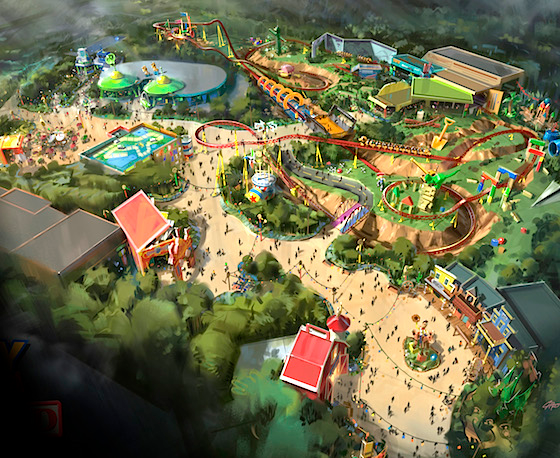 10 new attractions coming to Walt Disney World Florida