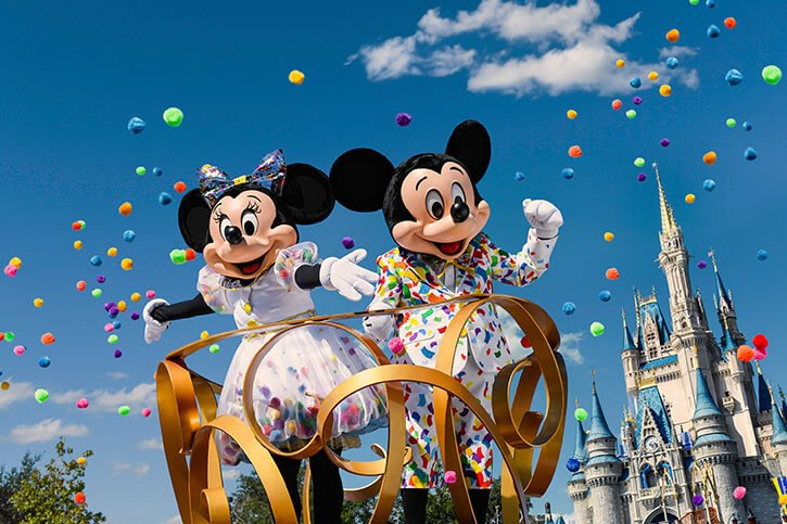 Walt Disney World Florida Park Guide