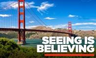Seeing is Beliving