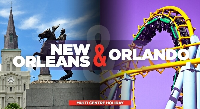 new York And Orlando Holidays