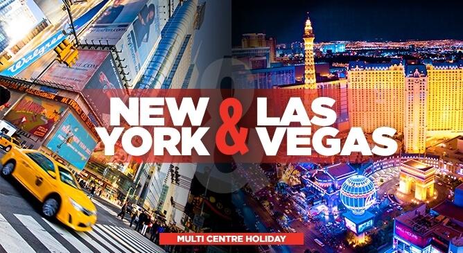 New York And Las Vegas Holidays