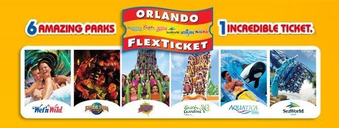 Orlando Flex Ticket