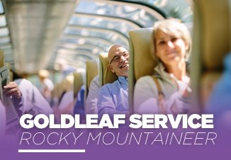 GoldLeaf Service - Rocky Mountaineer