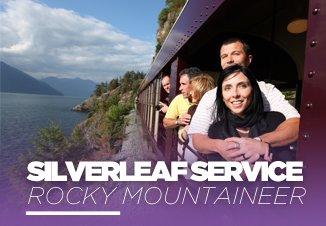 SilverLeaf Service - Rocky Mountaineer