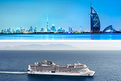 Dubai Cruise & Stay