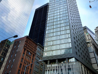 Courtyard New York Downtown Manhattan/World Trade Center