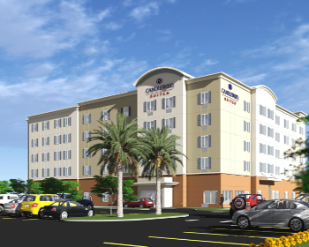Candlewood Suites Miami Executive ARPT Kendall